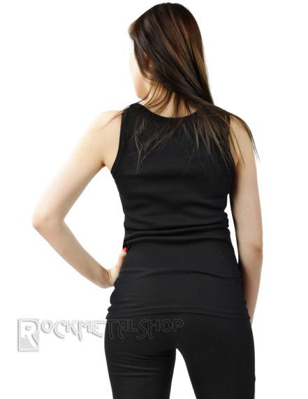 bluzka damska AC/DC - HIGH VOLTAGE na ramiączkach