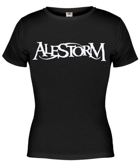 bluzka damska ALESTORM - LOGO