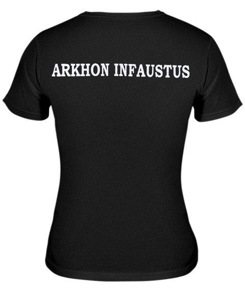 bluzka damska ARKHON INFAUSTUS - LOGO