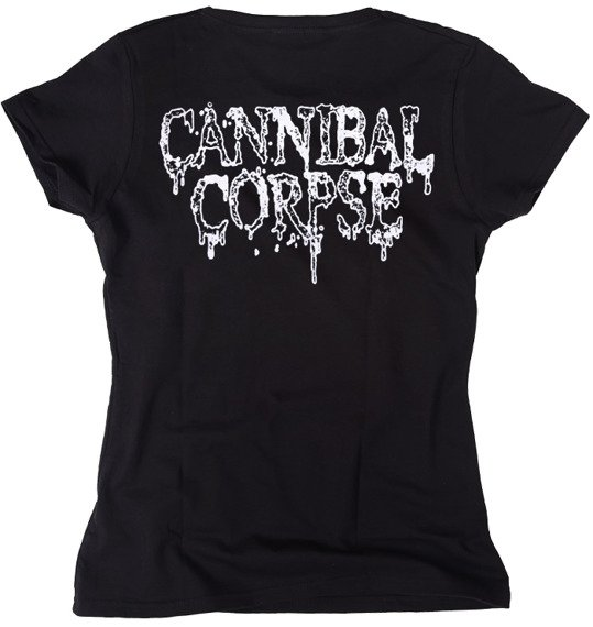 bluzka damska CANNIBAL CORPSE