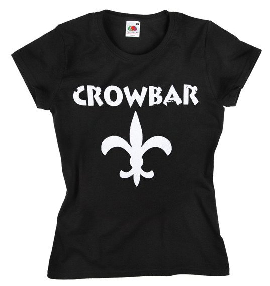 bluzka damska CROWBAR - LIFESBLOOD FOR THE DOWNTRODDEN