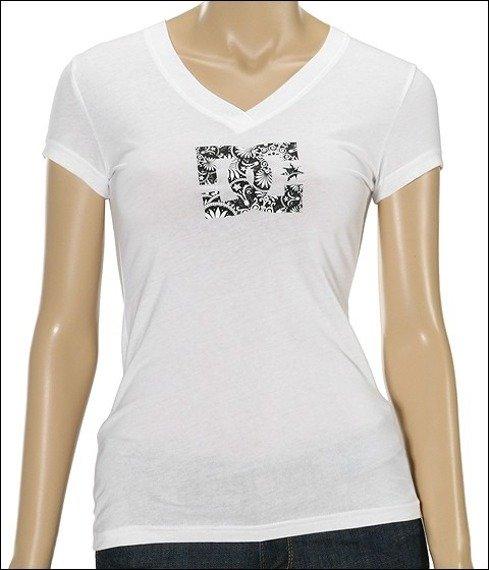 bluzka damska DC - BRADY (WHITE)