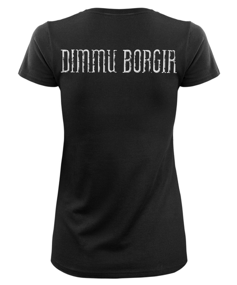 bluzka damska DIMMU BORGIR - SHAGRATH