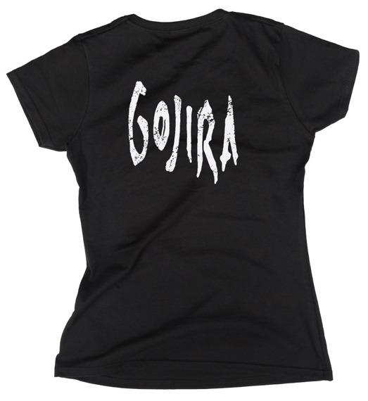bluzka damska GOJIRA
