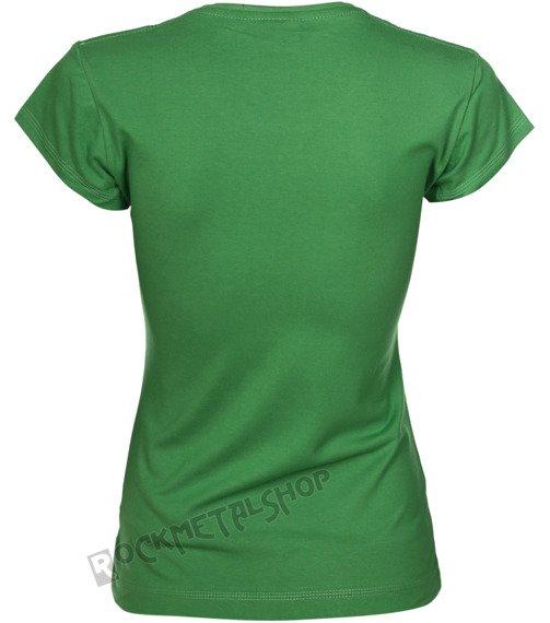 bluzka damska GOLDEN LIFE - NATURA zielona