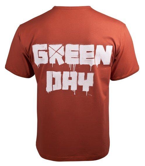 bluzka damska GREEN DAY - BIG PHOTO