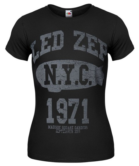 bluzka damska LED ZEPPELIN - N.Y.C. 1971
