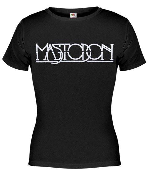 bluzka damska MASTODON - LOGO