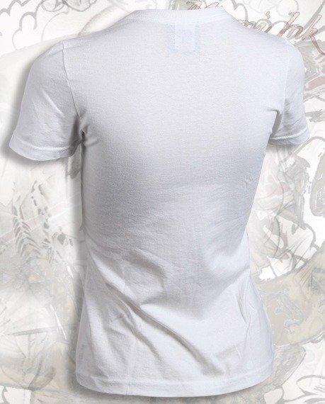 bluzka damska MIAMI INK - WHITE TIGER