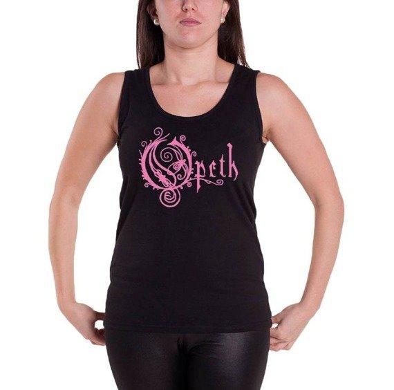 bluzka damska OPETH - ORCHID LOGO, na ramiączkach