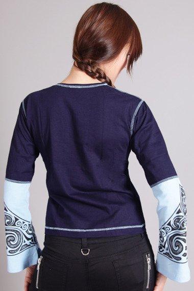 bluzka damska TRIBAL długi rękaw