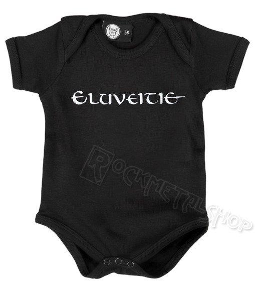 body dziecięce ELUVEITIE - LOGO czarne