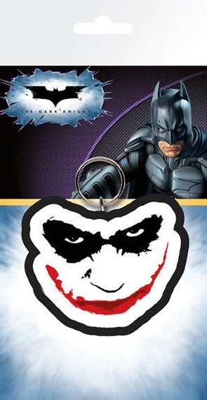brelok BATMAN: THE DARK KNIGHT - JOKER SMILE