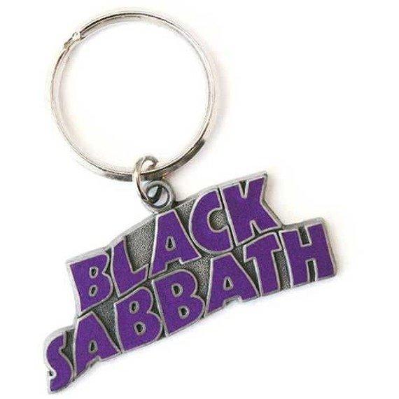 brelok BLACK SABBATH - WAVY LOGO