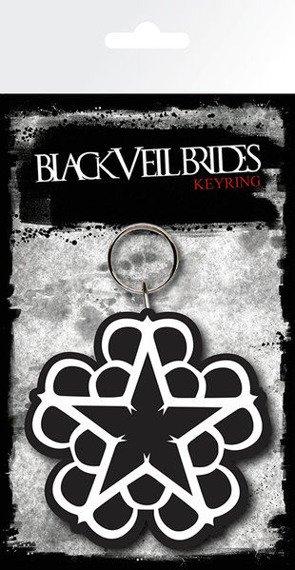brelok BLACK VEIL BRIDES - STAR