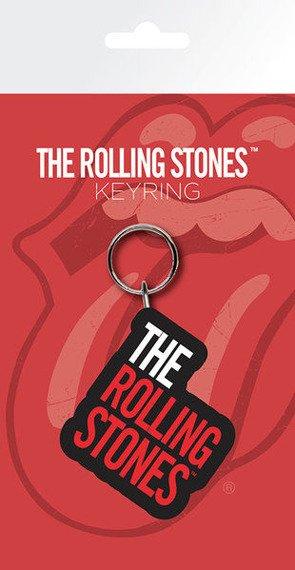 brelok THE ROLLING STONES - LOGO