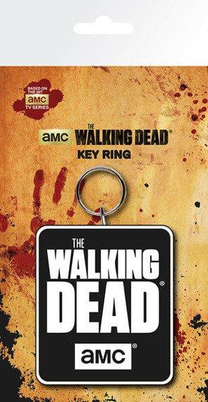 brelok THE WALKING DEAD - LOGO