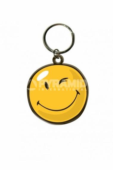 brelok gumowy SMILEY WORLD - WINK