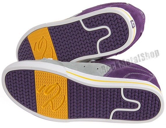 buty ES - CESSNER MID (GREY/PURPLE) '11