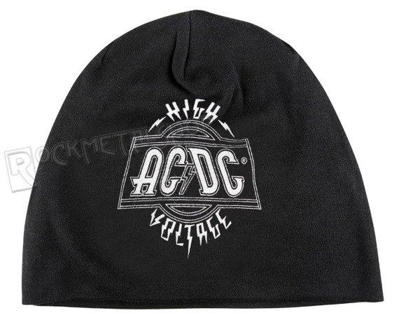 czapka AC/DC - HIGH VOLTAGE