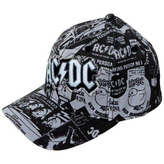 czapka AC/DC - RECORDS