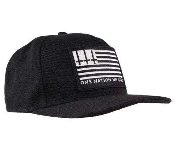 czapka BLACK CRAFT - ONE NATION, NO GOD