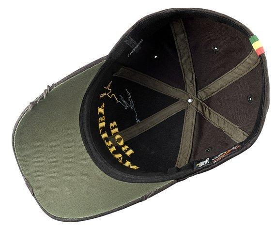 czapka BOB MARLEY - LOGO VINTAGE
