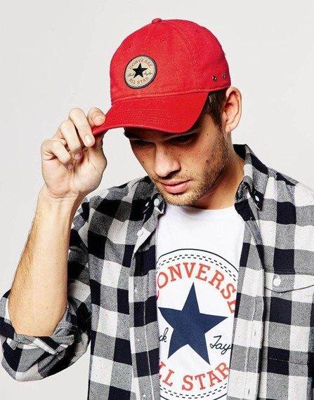 czapka CONVERSE - CORE CLASSIC RED