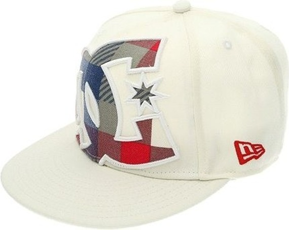 czapka DC-WALLACE CAP(WHITE)