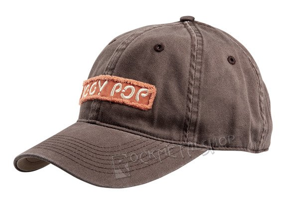 czapka IGGY POP - Brown Adj Cap