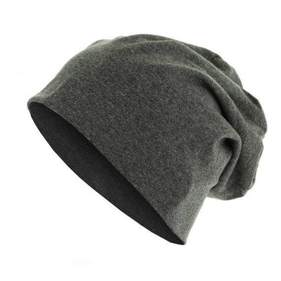 czapka MASTERDIS - HEATHER JERSEY BEANIE black