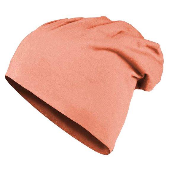 czapka MASTERDIS - JERSEY BEANIE salmon