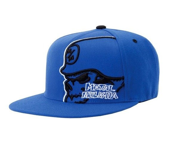 czapka METAL MULISHA - CHASER blue