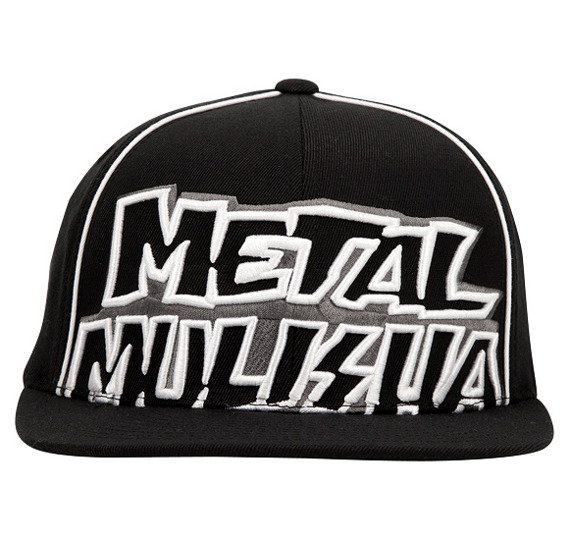 czapka METAL MULISHA - FRACTION (M21596117)