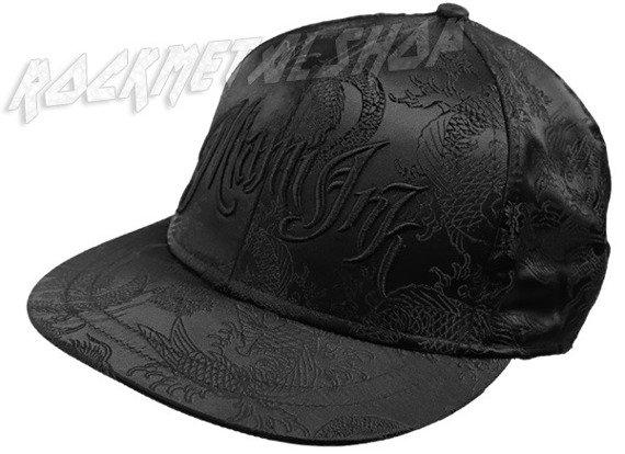 czapka MIAMI INK - BLACK WIDE BILL FULL DRAGON