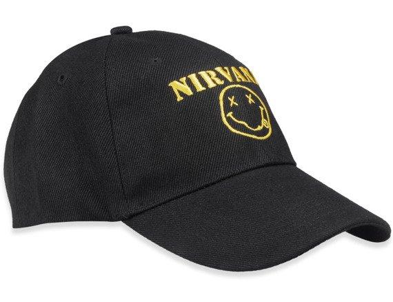 czapka NIRVANA - SMILEY