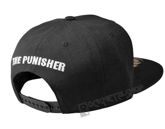 czapka PUNISHER - LOGO