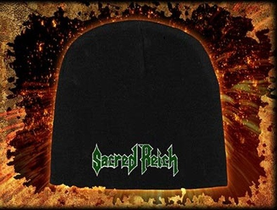 czapka SACRED REICH, zimowa