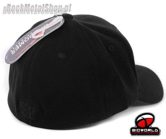 czapka SHADOWS FALL - BLACK FLEX CAP