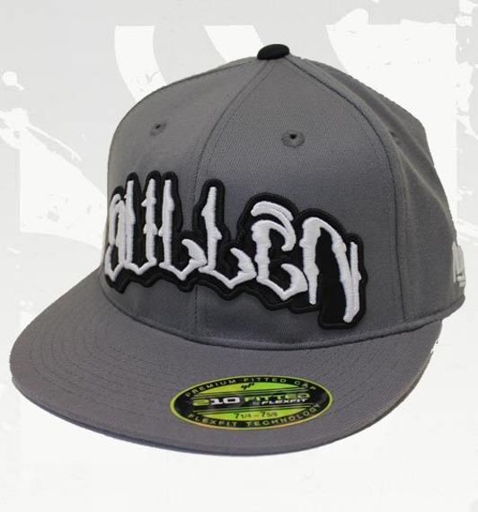 czapka SULLEN - WILL RISE szara