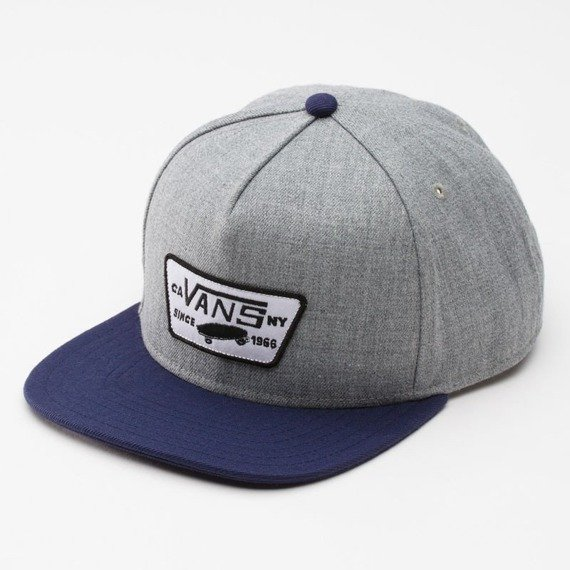 czapka VANS - FULL PATCH SNAP PEBBLE