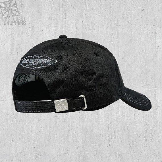 czapka WEST COAST CHOPPERS - WCC WING LOGO