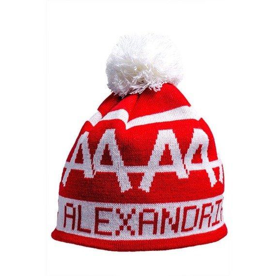 czapka zimowa ASKING ALEXANDRIA - LOGO