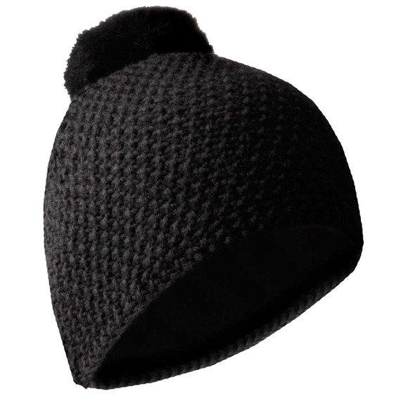 czapka zimowa MASTERDIS - BEANIE POLAR charcoal/black