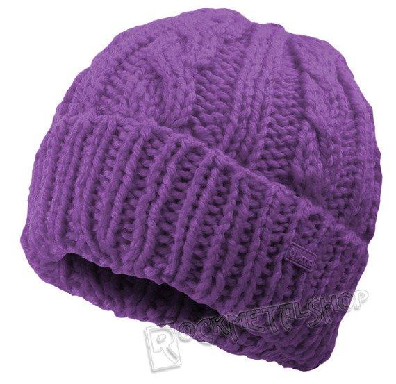 czapka zimowa MASTERDIS - KMA PURPLE