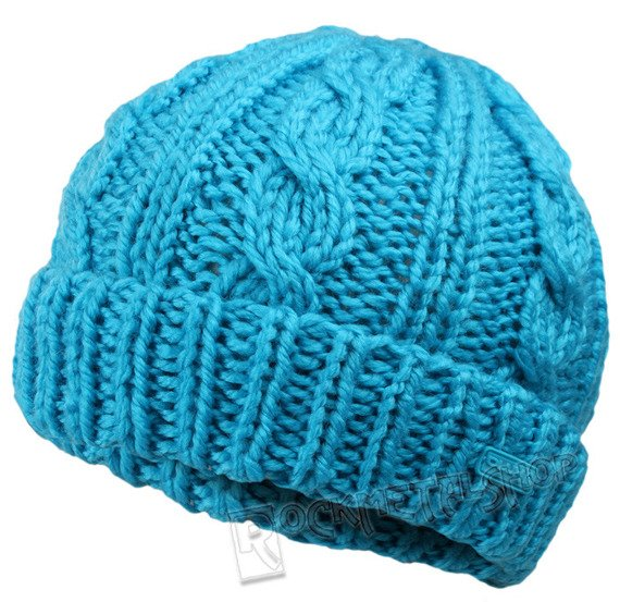 czapka zimowa MASTERDIS - KMA TURQUOISE