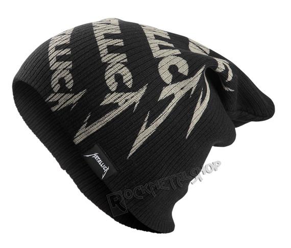 czapka zimowa METALLICA - REPEAT LOGO