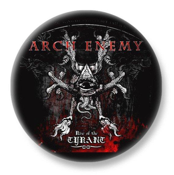 duży kapsel ARCH ENEMY - RISE OF THE TYRANTS