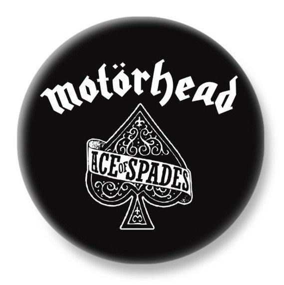 duży kapsel MOTORHEAD - ACE OF SPADES
