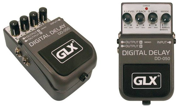 efekt gitarowy DIGITAL DELAY GLX DD050